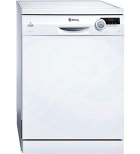 Balay lavavajillas 3VS502BP, 12 cubiertos, 4 temp Lavavajillas - 3VS502BP