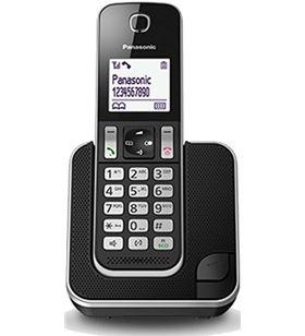 Panasonic telefono inalambrico KXTGD310SPB negro Teléfonos inalambricos - 5025232765225