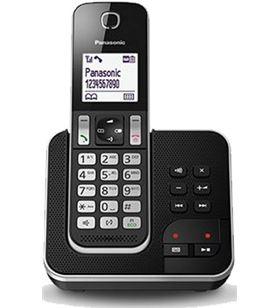 Telefono inal Panasonic kx-tgd320spb contestador d KXTGD320SPB - 5025232765515