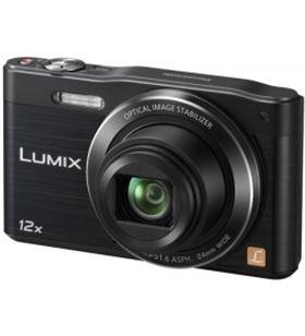 Panasonic DMCTZ70EGK camara compacta negra sensor mos/ 12,1mp / le - DMCTZ70EGK