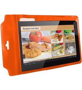 Funda universal Ksix easy cook standing naranja BXFUSP10NJ - 8427542062815