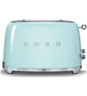 Smeg tostador TSF01PGEU color verde agua Tostadoras - TSF01PGEU