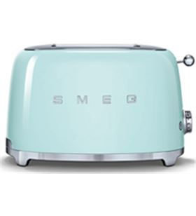 Smeg TSF01PGEU tostador color verde agua Tostadoras - TSF01PGEU