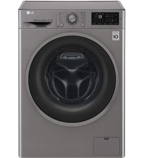 Lg lavadora secadora carga frontal F4J6TM8S 8kg 1400rpm