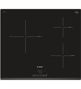 Bosch placa induccion puc631bb2e 60cm ancho negro