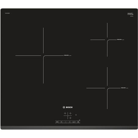 Bosch placa induccion PUC631BB2E 60cm ancho negro Placas induccion - PUC631BB2E