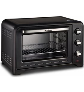 Moulinex horno optimo 39l negro ox484810 OX484811