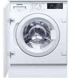 Siemens lavadora integrable WI12W320ES 8kg 1200rpm