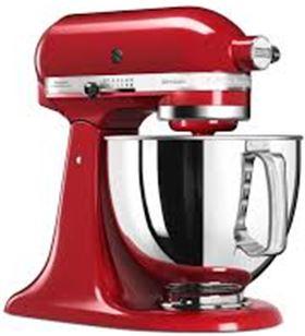 Kitchenaid robot artisan 5KSM125EER rojo Robots - 5KSM125EER