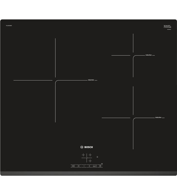 Bosch placa induccion PUJ631BB2E 3f 60cm ancho Placas induccion - PUJ631BB2E