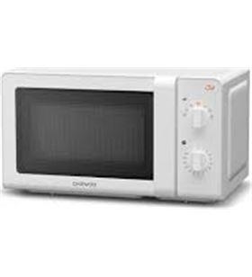 Daewoo microondas con grill kog-6f27 blanco KOG6F27