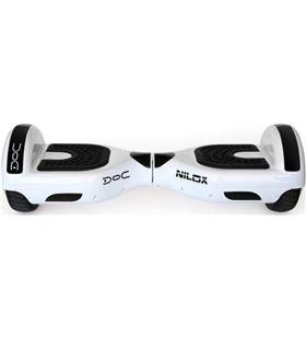 Nilox 30NXBK65D2002 hoverboard white 6.5 4300 ah Consolas - 30NXBK65D2002