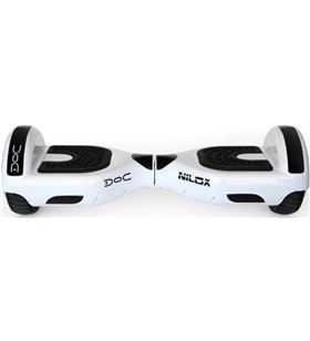 Nilox hoverboard white 6.5 4300 ah 30NXBK65D2002 Consolas - 30NXBK65D2002