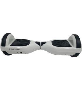 Brigmton hoverboard bboard 60 blanco BBOARD60B Consolas - BBOARD60B
