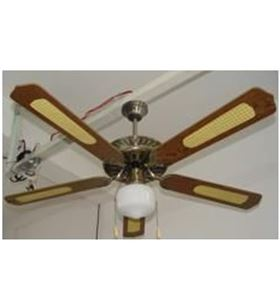 Paemer paeamer ventilador techo vcp52ma 60w Ventiladores Sobremesa - VCP52MA