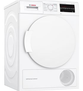 Bosch secadora carga frontal con bomba calor blanco WTG87228EE