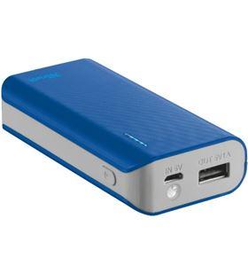 Power bank Trust primo 4400mah azul TRU21225 Ofertas varias - TRU21225