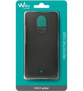 Carcasa Wiko ufeel negra WICT0006 Accesorios telefonía - WICT0006