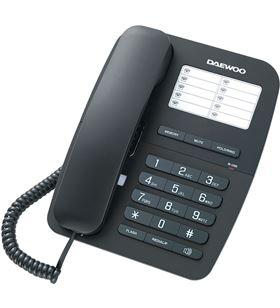 Teléfono inalámbrico Daewoo DTC240, manos libres Teléfonos inalambricos - DTC240