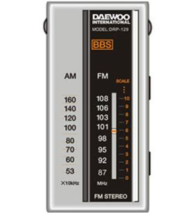 Radio analogica DRP129 Daewoo Radio - DRP129