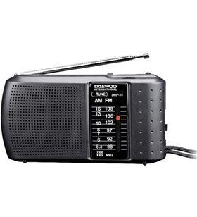 Radio Daewoo drp-14 DRP14 Radio - 8412765647512