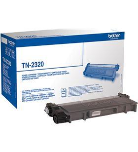 Informatica toner brother t2320 laser negro tn2320 - TN2320