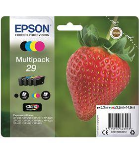Epson multipack tinta 29 claria home 4 colores C13T29864012 - EPSC13T29864012