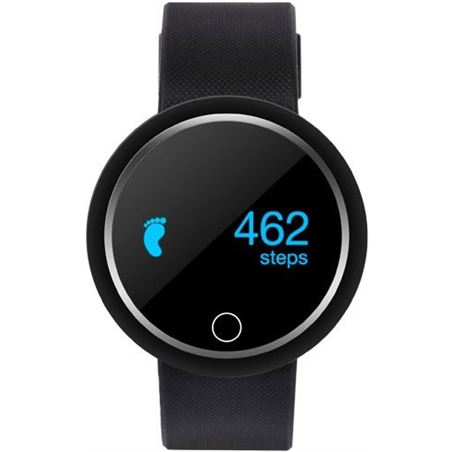 Ora smartwatch deportiva pulsometro fit2 negra OSB006-F2B - 8434127000605