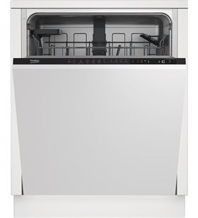 Beko lavavajillas integrable din26410 a+ ancho 60cm