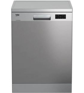 Beko lavavajillas DFN16410X a+ inox 60cm