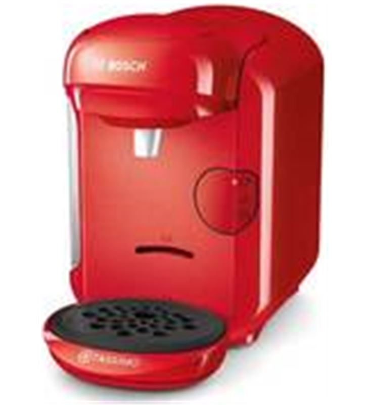 Bosch cafetera automatica tassimo TAS1403 roja Cafeteras espresso - TAS1403