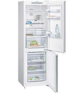 Siemens frigorifico combi nofrost KG36NVW3A blanco 186cm a++