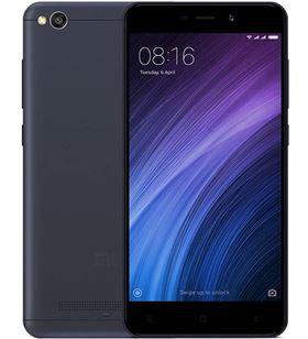 Xiaomi teléfono libre redmi 4a quadcore 5'' hd ips 4g 32/2gb gris XIAOREDMI4A_GREY