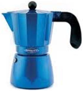 Oroley 215060500 cafetera 12t induccion azul Cafeteras espresso - 215060500