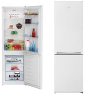 Beko frigorifico combi RCHA270K20W 171cm nf blanco a+