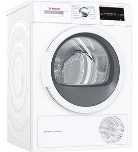 Bosch secadora bomba calor WTG87238EE blanco a++ 8kg - WTG87238EE