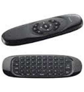 Teclado smart tv Trust wirless air mouse TRU19830 Altavoces - 20038