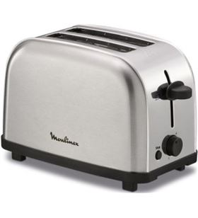 Moulinex tostadora 2 rebanadas lt330d 700w MOULT330D11