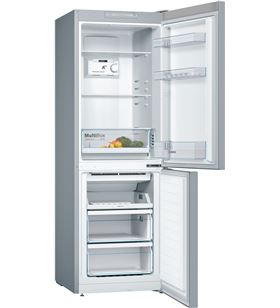 Bosch frigorifico combi nofrost KGN33NL3A inox 176cm a++