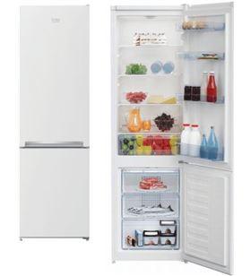 Beko frigorifico combi RCHA300K20W 182cm nf blanco a+