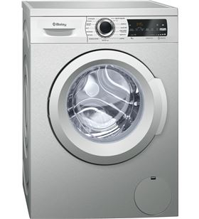 Balay lavadora carga frontal 3TS986XT 8kg 1200rpm inox a+++