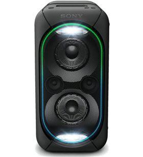 Sony altavoces sistema GTKXB60BCEL negro Altavoces - GTKXB60BCEL