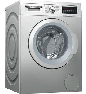 Bosch lavadora carga frontal inox 8kg WUQ2448XES 1200rpm