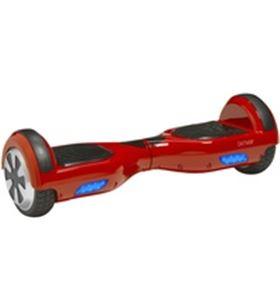 Denver DBO6501REDMK2 hoverboard rojo Consolas - DBO-6501RED