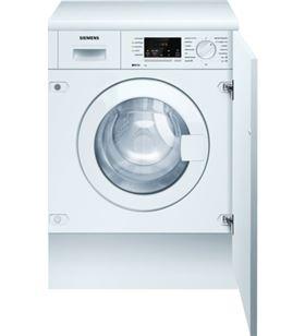 Siemens lavadora integrable blanco WI12A222ES 7kg 1400rpm
