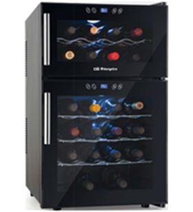 Orbegozo vinoteca VT2410 24 botellas Vinotecas