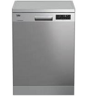 Beko lavavajillas dfn26420x tecnologia glassshield