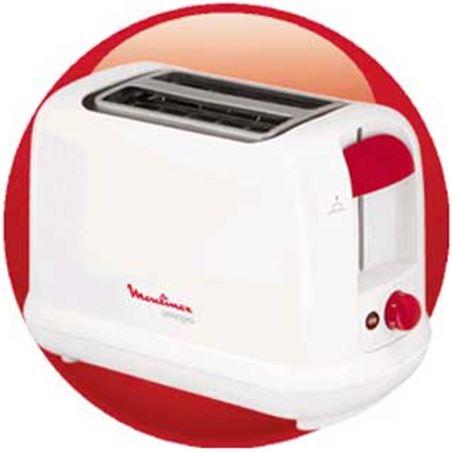 Moulinex tostadora LT160111 2 ranuras Tostadoras - LT160111