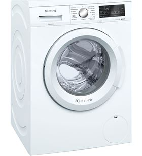 Siemens lavadora de carga frontal WU12Q468ES de 8 kg y 1.200 rpm