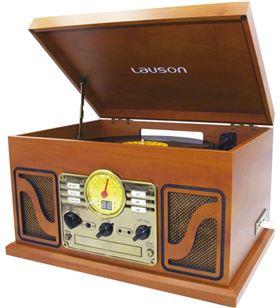 Lauson tocadiscos CL606 retro Tocadiscos - CL606
